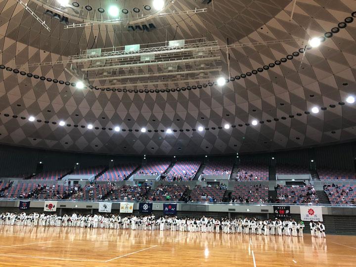 第15回日本拳法全国少年大会・団体戦 第1回個人戦