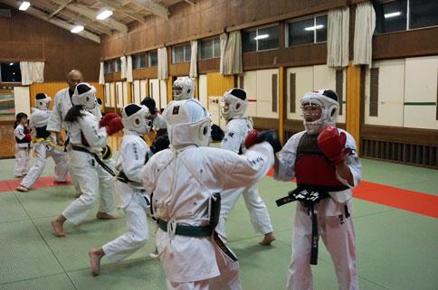 愛媛県連盟強化練習(4月-1)