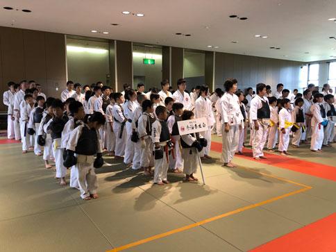 第11回日本拳法四国総合選手権大会