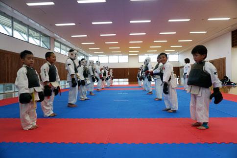 愛媛県連盟強化練習(5月)