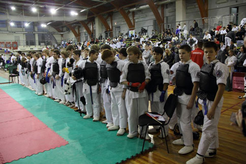 日本拳法 WKA International Competition of Nippon Kempo