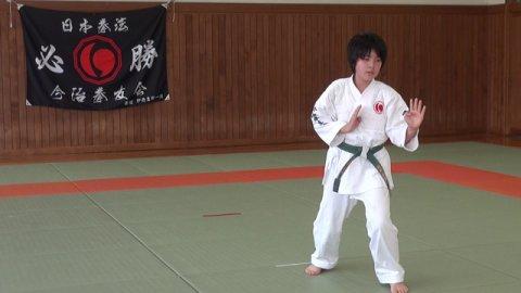 山桜之形 (SANOU) ver.ゆうま by 愛媛県連盟審査(2018/06/03)