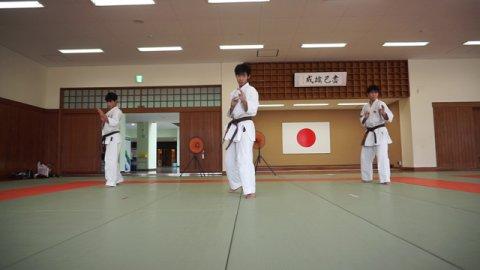 強化練習(6月)&昇段級審査