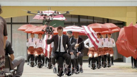 OK Go - Obsession -& - I Won't Let You Down - Official Video