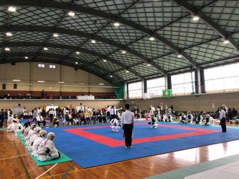 2018日本拳法岡山県大会