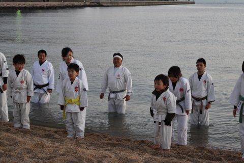 2019今治拳友会冬の祭典寒稽古 Winter festival of Imabari Kenyuukai