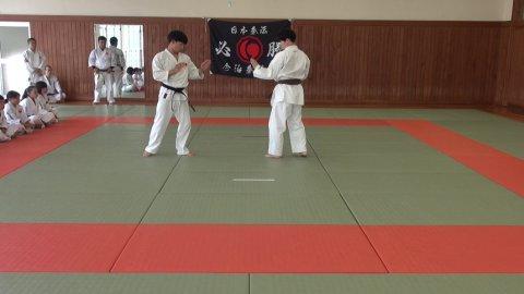 中級基本課題(組打編) (Chukyu Kumiuchi) by 愛媛県連盟審査 (2019/06/09)