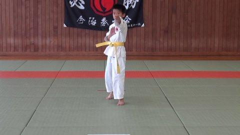 初伸之形 (SYOSHIN) ver. ゆうのすけ by 愛媛県連盟審査 (2019/06/09)