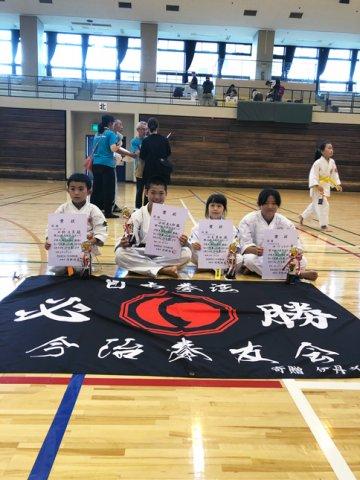 2019大阪府スポーツ少年団大会