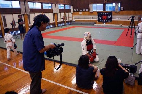 テレビ愛媛 EBC LiveNews「Dream+」 取材収録