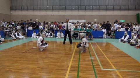 2019旭区民日本拳法大会 決勝戦(小学6年女子) by 今治拳友会