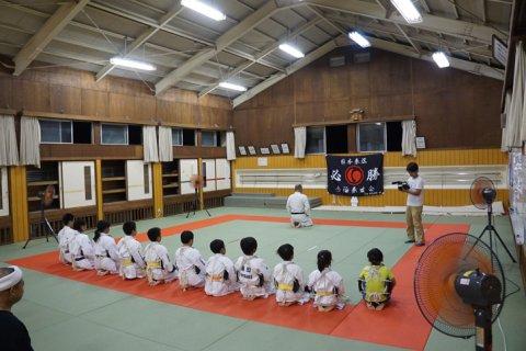 テレビ東京系列TVQ九州放送「未来の主役 地球の子どもたち」取材収録