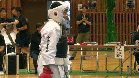 (NEWS)2019日本拳法愛媛県選手権大会