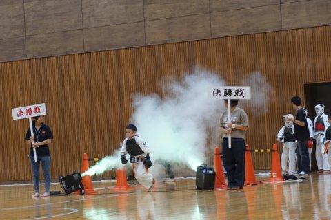 2019日本拳法愛媛県大会決勝戦(小学3年) by 今治拳友会
