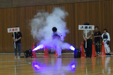 2019日本拳法愛媛県大会ファイナルステージ第一部(少年部門決勝戦)