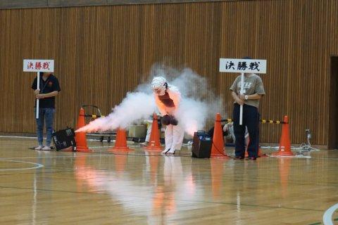 2019日本拳法愛媛県大会ファイナルステージ第二部(高校一般部門決勝戦)