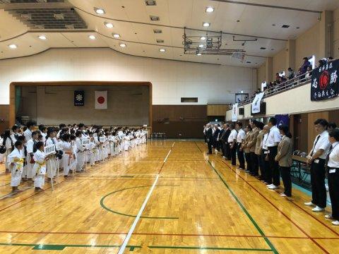 2019日本拳法吾友会大会 (洪游杯ジャパンオープン少年大会)