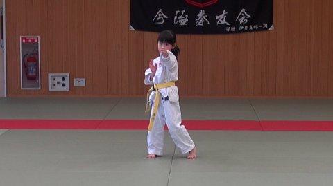 伸流之形 (SHINRYU) by 愛媛県連盟審査 (2020/02/02)