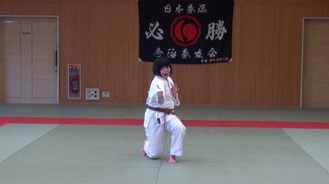 青風之形 (SEIFUU) by 愛媛県連盟審査 (2020/02/02)