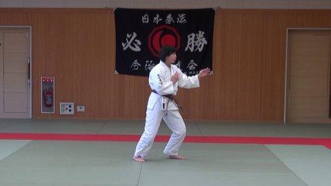 中級基本課題(打撃編) by 愛媛県連盟審査 (2020/02/02)