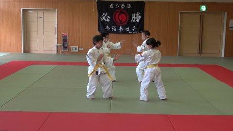 基本一本(五成) by 愛媛県連盟審査