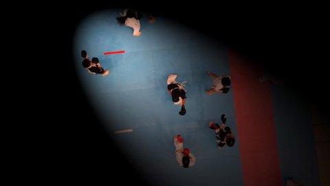 ハッピーハロウィン日本拳法 知る、見る、体験する 知るほどに興味わくワク!