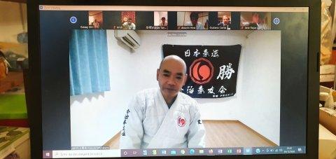 日本拳法国際オンライン稽古 Christmas Keiko