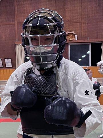 徳大式防具面シールドマスク2