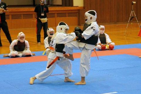 2021日本拳法愛媛県大会 ハイライト1 ver.小学生