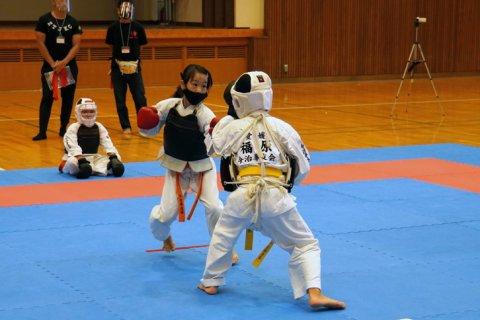 2021日本拳法愛媛県大会