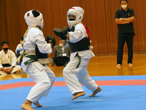 2021日本拳法愛媛県大会 表彰