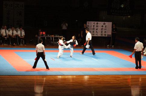 全・日本拳法総合選手権大会2