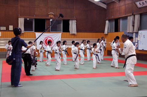 NHK松山放送局「いよ×イチ」収録1