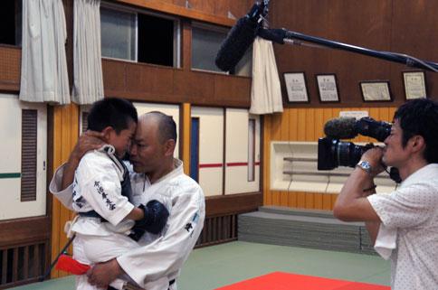 NHK松山放送局「いよ×イチ」収録2