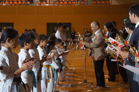 日本拳法愛媛県大会3