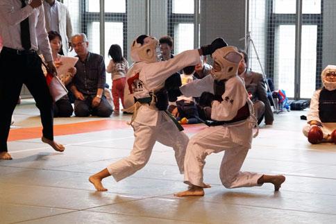 2018日本拳法四国大会2