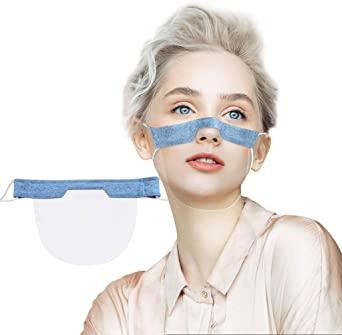 「透明マスク」色々2