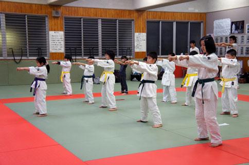 日本拳法今治スポーツ少年団 松山支部