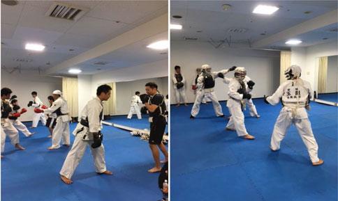 松山市日本拳法連盟