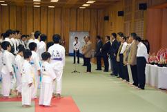 平成20年度日本拳法愛媛県選手権大会(団体戦・個人戦)