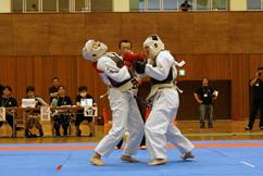 第13回日本拳法愛媛県選手権大会